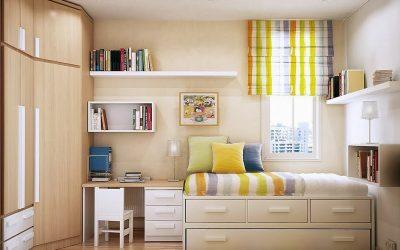 99+ mẫu và cách trang trí phòng ngủ bình dân hiện đại đẹp rẻ