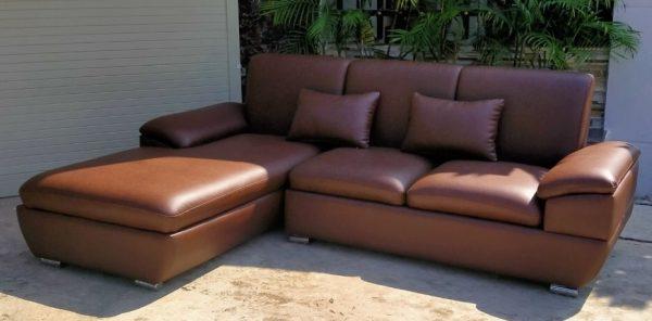 99+ mẫu ghế sofa chữ L đẹp hiện đại cho phòng khách
